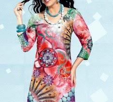 Kurti Fashion Designs - screenshot thumbnail 03