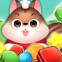 New Sweet Cookie Friends: Puzzle World icon