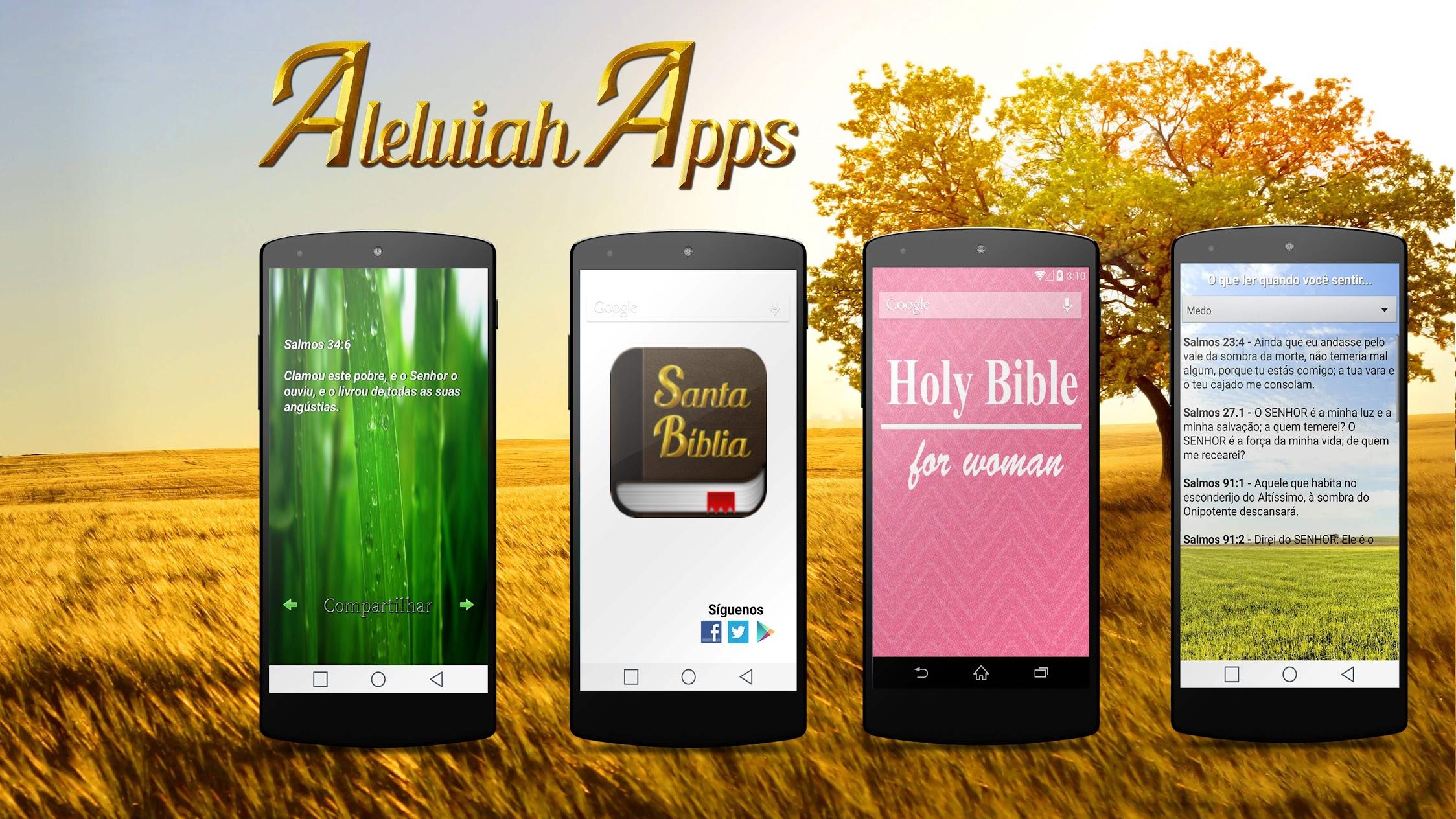 Aleluiah Apps