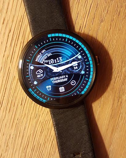 Titanium Watch Face  screenshots 6
