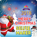 Happy New Year 2018 - Christmas Photo Frames Icon