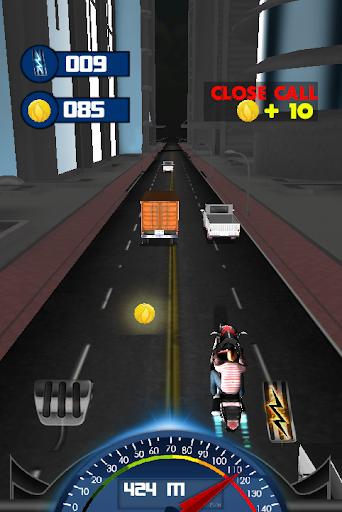 Night Moto Racing - Bike Racer