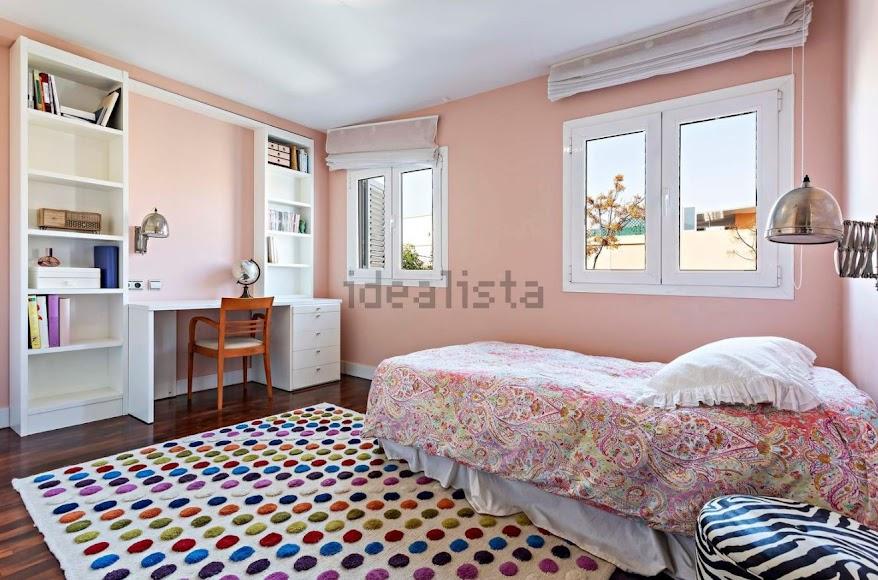 ¿Sería la habitación de la joven?. Foto de Idealista.