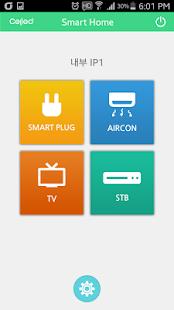 SmartHome(CeltechWorld) - náhled