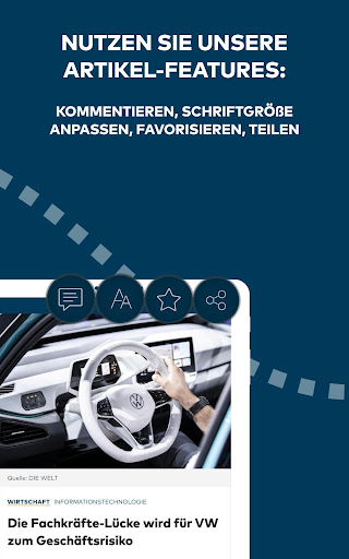 WELT News – Nachrichten live  screenshots 24