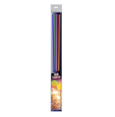 Tomtebloss, färgade 5 st 45 cm