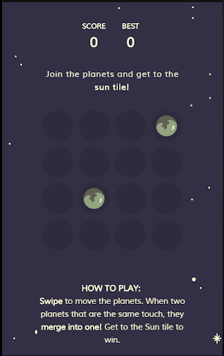 2048 Planets