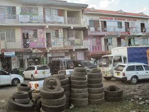Photo: Nairobi outskirts