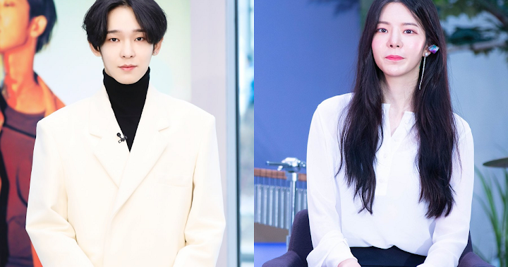 Nam Taehyun and Jang Jae In