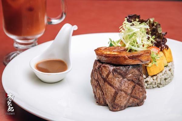 O'Steak Taipei 法式西餐廳.永康街商圈|法式牛排聖誕大餐.永康街浪漫牛排館.羅西尼牛排.奶油焗烤龍蝦!