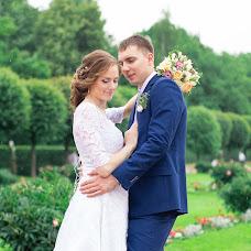 Wedding photographer Anastasiya Kryuchkova (Nkryuchkova). Photo of 16.07.2017