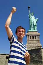 Photo: Brock's version of the Statue of Liberty http://ow.ly/caYpY