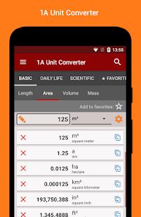 1A Unit Converter - náhled