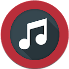 Pi Music Player-Audio Player & MP3 Ringtone Cutter icon