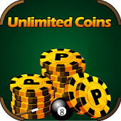 8 Ball Pool Coins Simulated