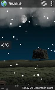 Animated Weather Widget&Clock v6.7.0