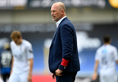 Philippe Clement analyseerde de problemen van tegen Beerschot met zijn spelersgroep