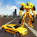 Car Robot Transformation Transport Simulator 2018 download