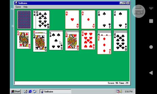 Win 98 Simulator 1.4.1 screenshots 4