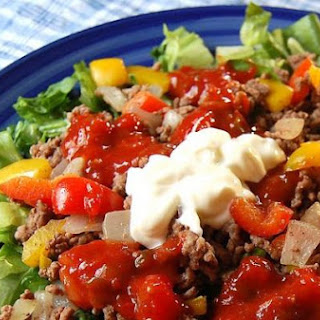 Salad American Taco Salad.