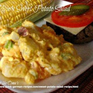Sylvie's Sweet Potato Salad