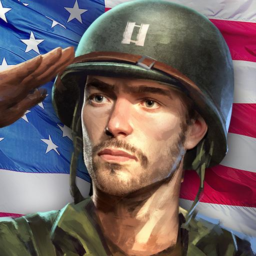WW2: Comandante de Estratégia Conquiste Frontline