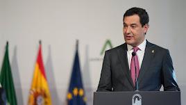 Juanma Moreno ha anunciado un endurecimiento de las medidas en Andalucía.