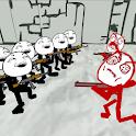 Stickman Meme Battle Simulator icon