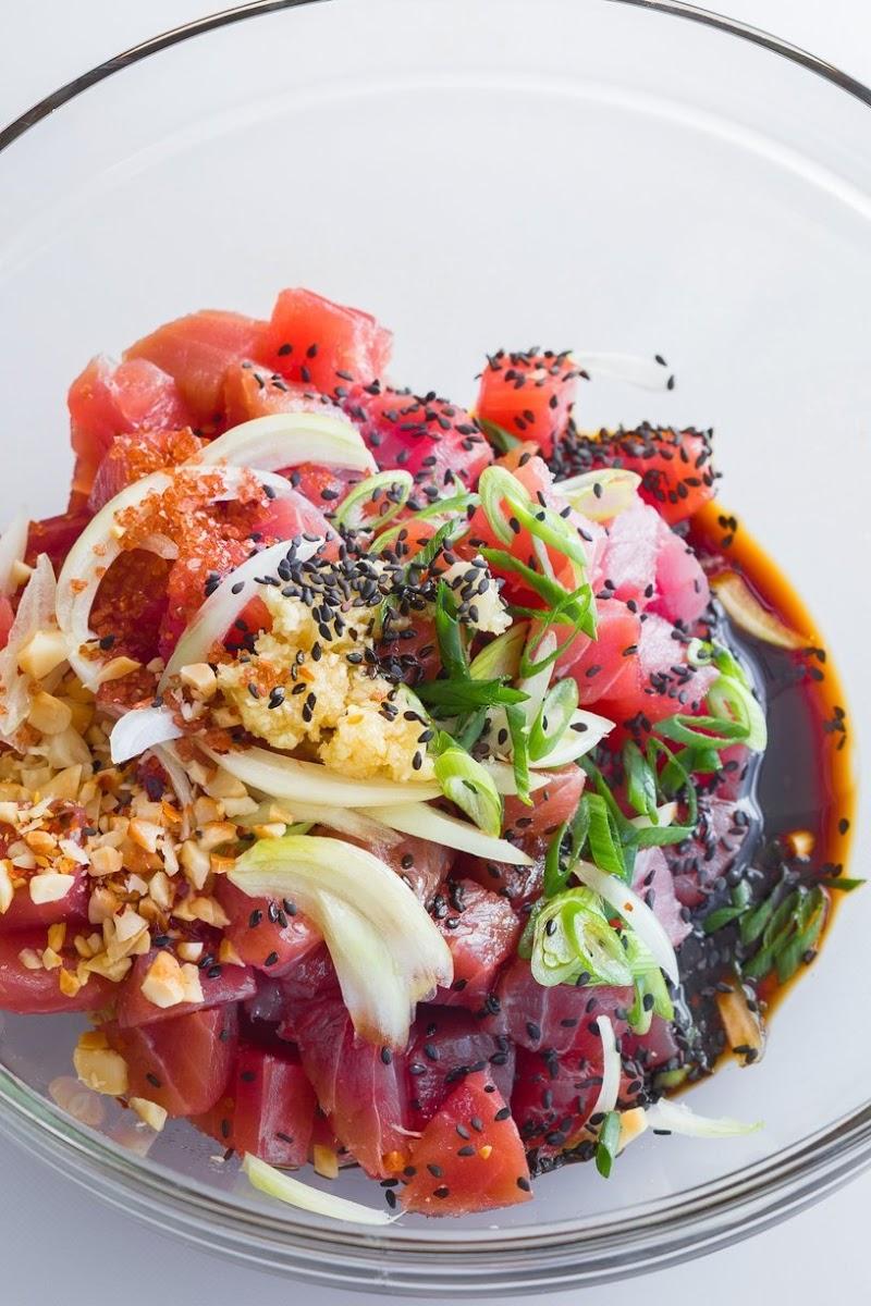 Spicy Tuna Melt Calzone - We're Parents