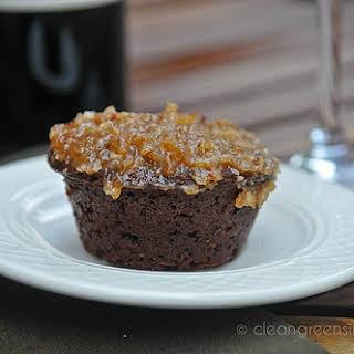 Gluten Free German Chocolate Cake.