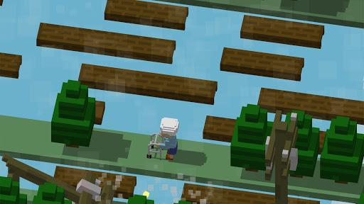 Code Triche The Crossing Dead: Crossy Zombie Apocalypse Road APK MOD (Astuce) screenshots 3