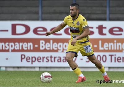 Le transfert de Floriano Vanzo à Kilmarnock a capoté