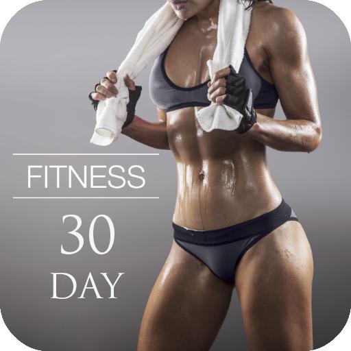 30天健身锻炼 健康 App LOGO-硬是要APP