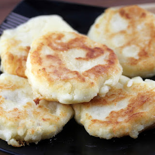 Mashed Potato Cakes.
