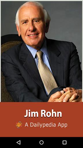 Jim Rohn Daily