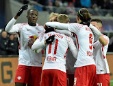 Leipzig s'est imposé 3-1 contre l'Union Berlin