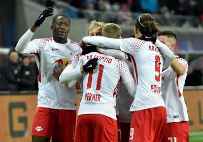 🎥 Leipzig s'impose à Gladbach et assure presque son ticket pour la Ligue des Champions
