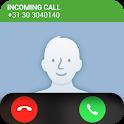 Fake Call - Fake incoming phone call Prank icon