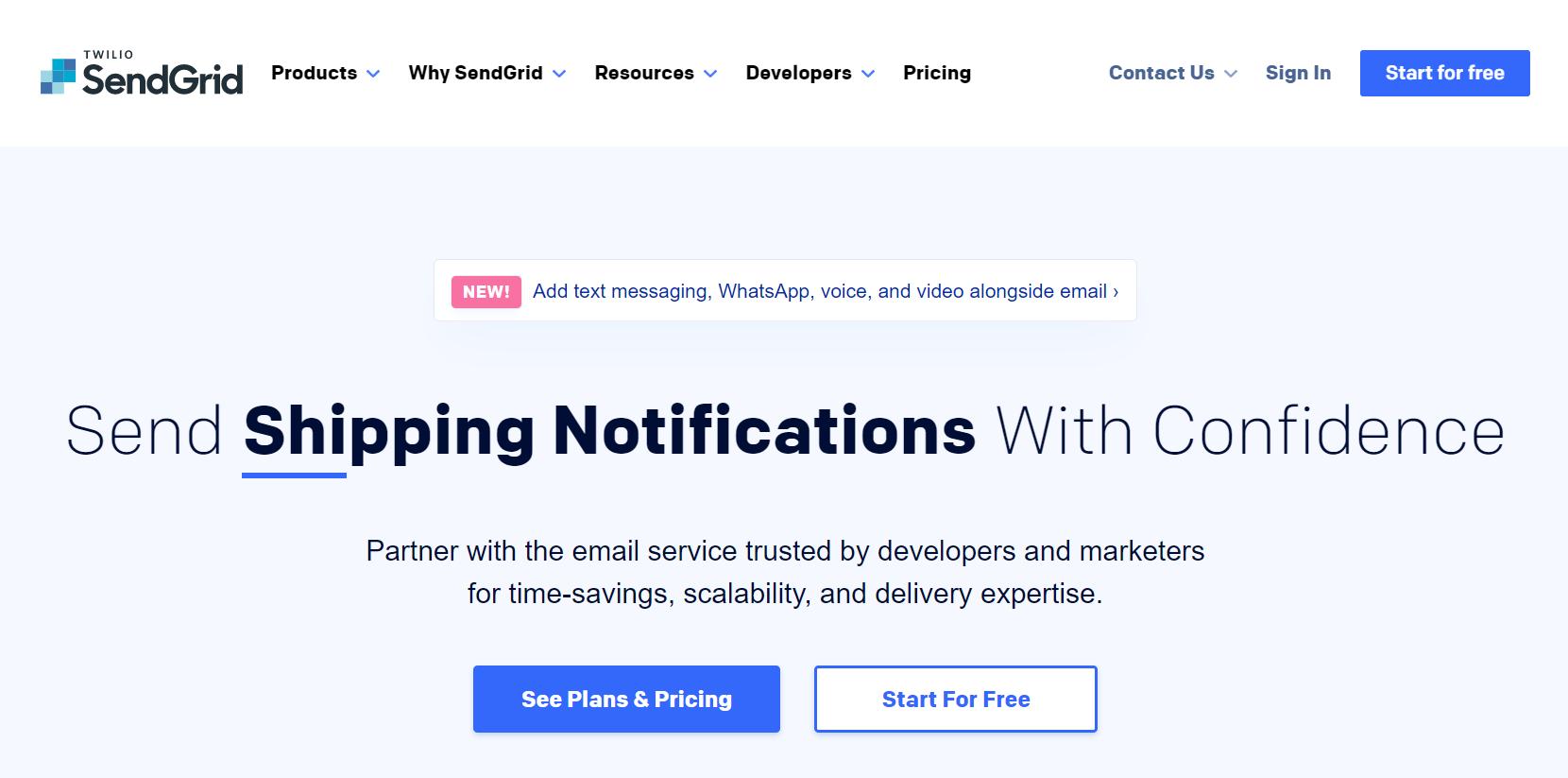 sendgrid, transactional email service for wordpress