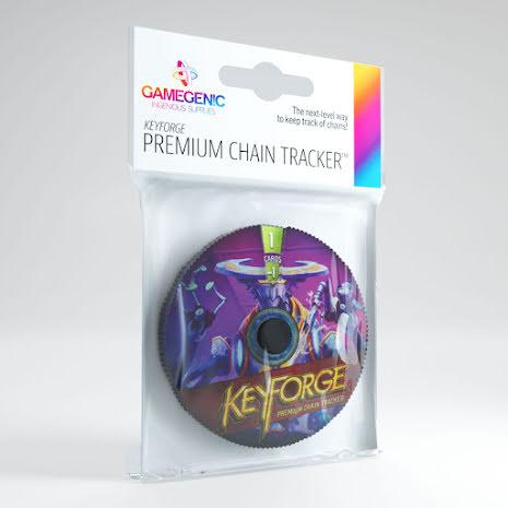 Keyforge Premium Chain Tracker Shadows