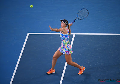 Sofia Kenin heeft zich na tegenvallende Australian Open laten opereren