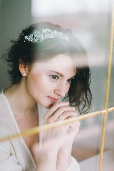Wedding photographer Alina Kamenskikh (AlinaKam). Photo of 26.10.2015