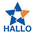 HALLO FREUNDE - send money icon