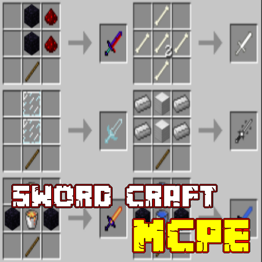 Weapon Sword Craft MCPE