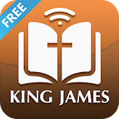 Audio Bible KJV Free - King James Bible App