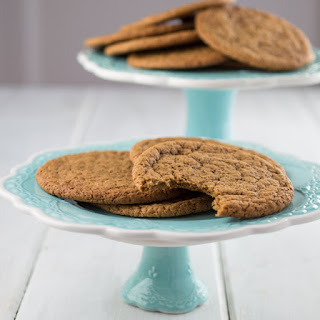 Grain Free Ginger Cookies