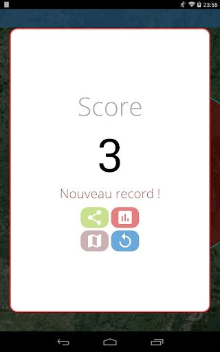 C'est ou00f9 Caen ? Quiz gu00e9o 2.2 screenshots 11