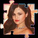 Selena Gomez Jigsaw Puzzle icon