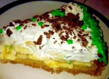 Irish Banoffee  Pie - Caramel  And Banana Pie Recipe