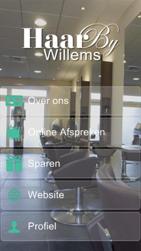 Haar by Willems App